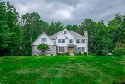 Saratoga County Single Family Home For Sale: 9 Staulters Farm Rd
