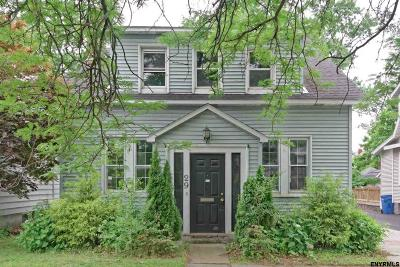 Albany Single Family Home New: 29 Ramsey Pl