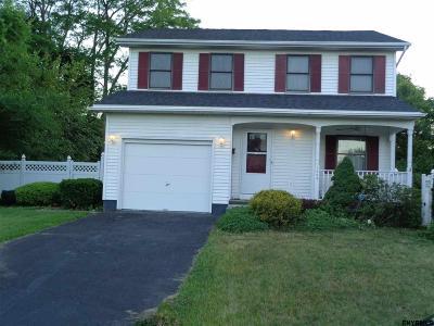 Schenectady County Single Family Home New: 1234 Vinewood Av