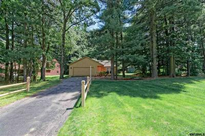 Saratoga County Single Family Home New: 12 Glade Mallow Rd