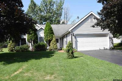 East Greenbush Single Family Home For Sale: 52 Capitol Pl