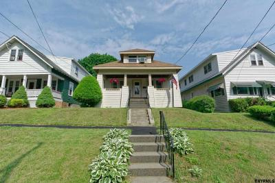 Troy Single Family Home New: 23 Rankin Av