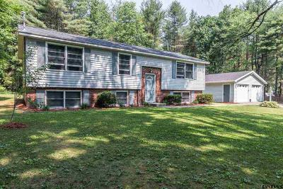 Saratoga County Single Family Home New: 5645 Crooked St