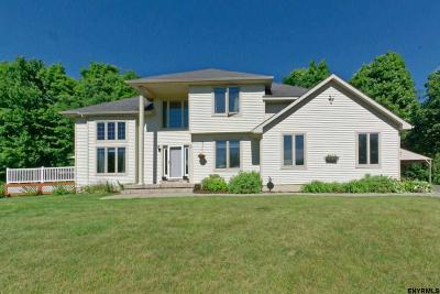 Rensselaer County Single Family Home New: 42 Cushman Rd