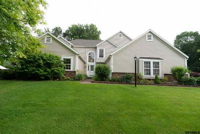 Niskayuna Single Family Home For Sale: 82 Killarney Dr