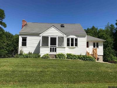Rensselaer County Single Family Home New: 10 Pinewoods Rd