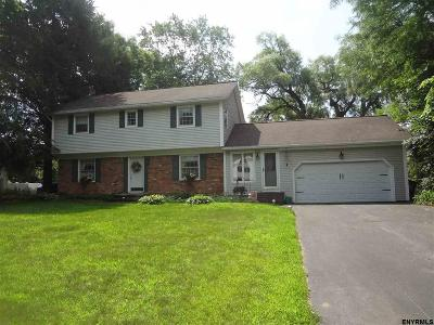Schenectady County Single Family Home New: 27 Rosemere Rd