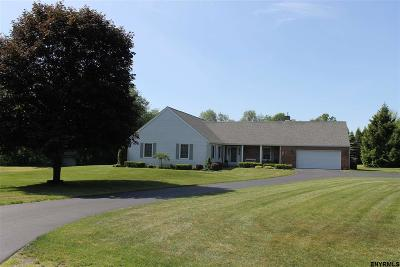 Columbia County Single Family Home For Sale: 8 Hunter Dr South