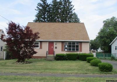 Rensselaer County Single Family Home New: 23 Madison Av