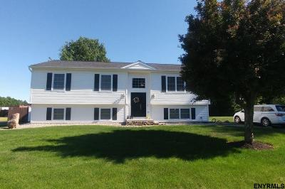 Saratoga County Single Family Home New: 10 Elmwood Dr