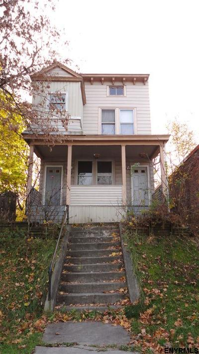 Albany Two Family Home New: 644 Myrtle Av