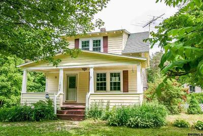 Columbia County Single Family Home New: 1654 County Route 13