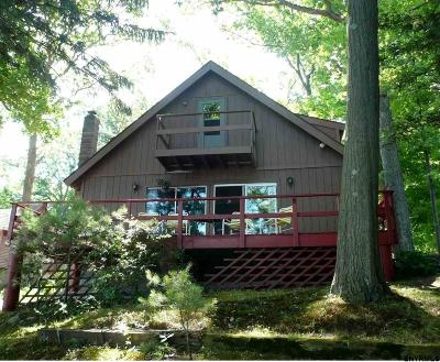 Columbia County Single Family Home New: 105 Sagendorf La