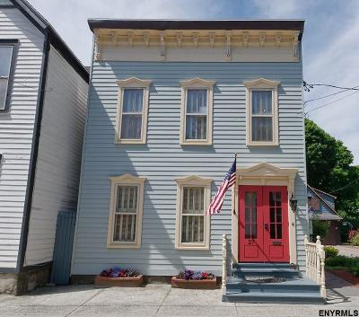 Schenectady County Single Family Home New: 27 North St