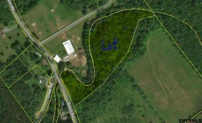Broadalbin Residential Lots & Land For Sale: Bornt Rd