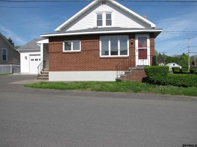 Colonie Single Family Home New: 31 Mt Riga Av
