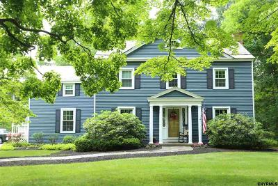 Niskayuna Single Family Home New: 952 Vrooman Av