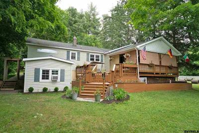 Rensselaer County Single Family Home For Sale: 4313 Ny Hwy 150