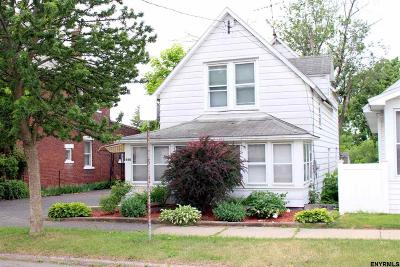 Schenectady Single Family Home New: 466 12th St