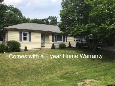 Columbia County Single Family Home New: 47 James St