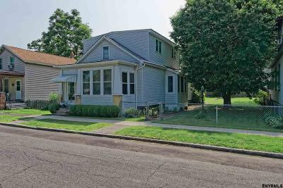Troy Single Family Home New: 554 7th Av