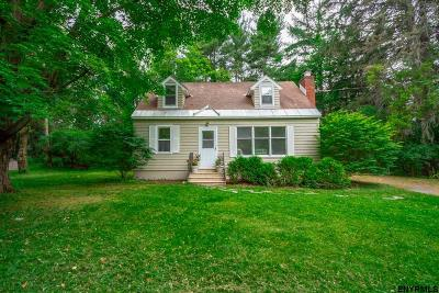 Niskayuna Single Family Home New: 2412 River Rd