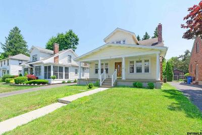 Albany Single Family Home New: 117 Cardinal Av