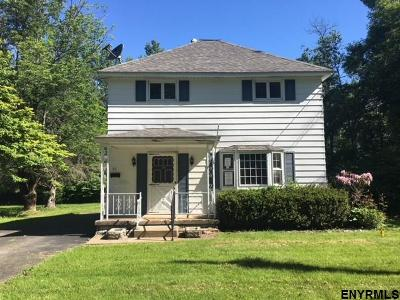 Gloversville Single Family Home New: 85 Newman St