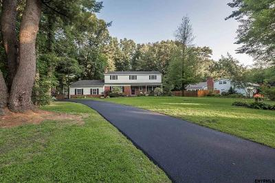Clifton Park Single Family Home Price Change: 19 Woodstead Rd