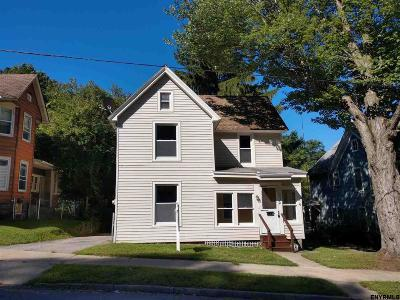 Single Family Home Sold: 62 Montgomery St