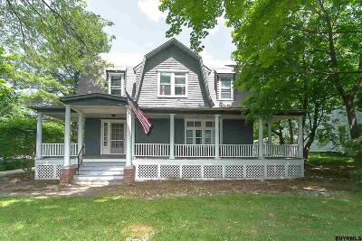 Single Family Home For Sale: 1623 New Scotland Rd