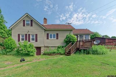 Galway, Galway Tov, Providence Single Family Home For Sale: 4505 West Line Rd