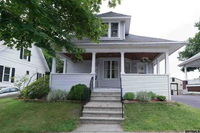 Troy Single Family Home New: 77 Excelsior Av