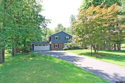 Saratoga County Single Family Home For Sale: 2 Patroon Pl