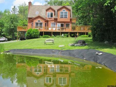 Berne Single Family Home For Sale: 1796 Switzkill Rd