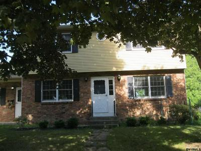 Bethlehem Single Family Home For Sale: 95 Salisbury Rd