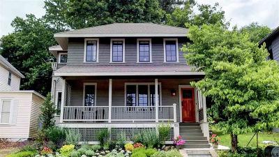 Hudson NY Single Family Home New: $719,000