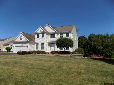 Colonie Single Family Home For Sale: 6 Wallbrook Ct