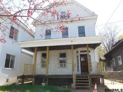 Albany Single Family Home New: 417 Manning Blvd