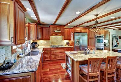 Rensselaer County Single Family Home For Sale: 7 Howe La