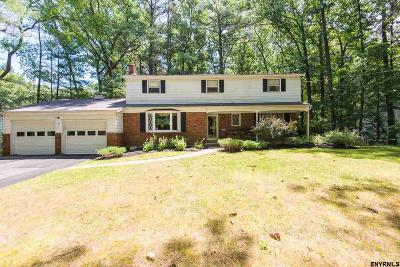 Clifton Park Single Family Home New: 6 Shadow Wood Way