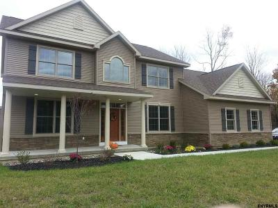 Poestenkill Single Family Home For Sale: 5 Lochvue Dr