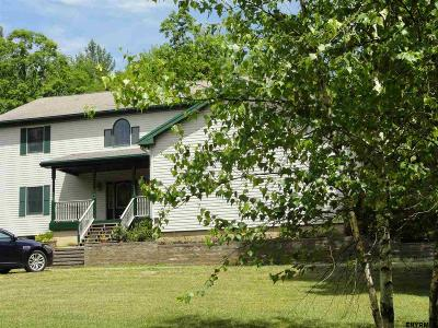 Single Family Home Price Change: 248 Millers Corners Rd
