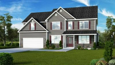 Saratoga County Single Family Home For Sale: 107 Balsam Way