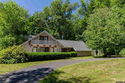 Wilton Single Family Home For Sale: 1 Carefree La