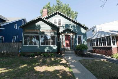 Albany Single Family Home For Sale: 35 Academy Rd