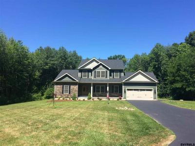 Clifton Park Single Family Home For Sale: 338 Miller Rd