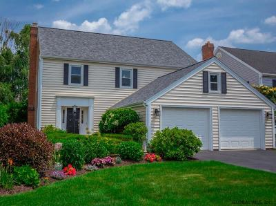 Single Family Home For Sale: 8 Birchwood Ct