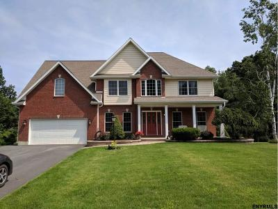Rensselaer County Single Family Home For Sale: 115 Hickory Ct