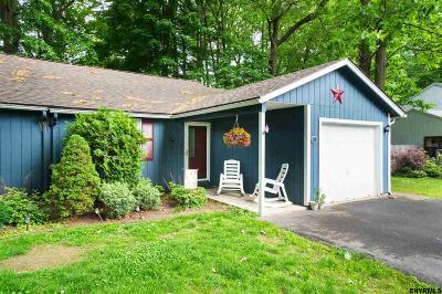 Saratoga County Single Family Home For Sale: 34 Glenbrook Dr